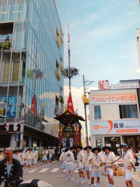京都・祇園祭(函谷鉾)