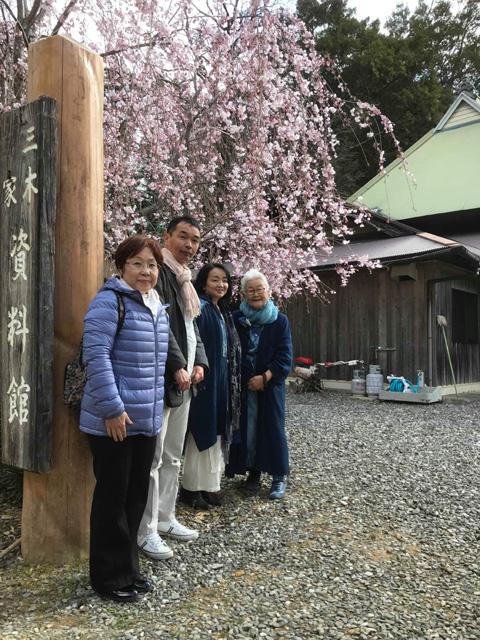 三ツ木八幡神社神麻しめ縄奉納(2019年3月31日)オフショット