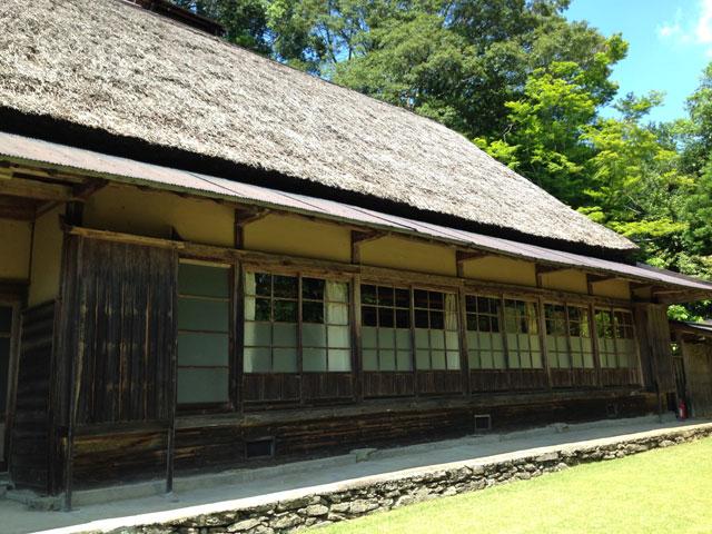 三木家住宅(国指定重要文化財)