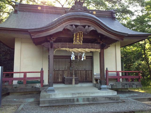 山崎忌部神社