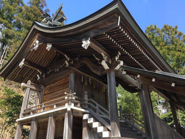 徳島・三ツ木八幡神社(神麻しめ縄奉納神事)